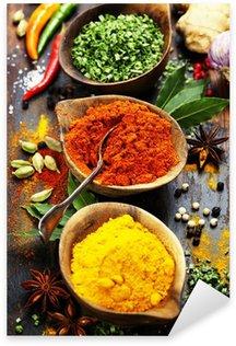 Sticker - Pixerstick Spices and herbs