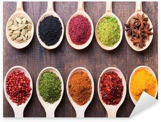 Sticker - Pixerstick spices