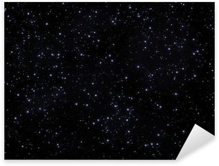 Star sky Sticker - Pixerstick