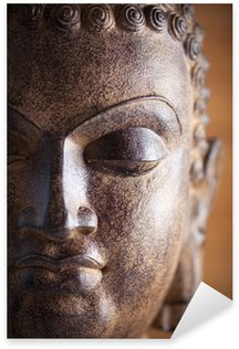 Sticker - Pixerstick Statue de bouddha