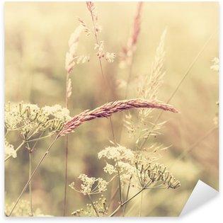 Pixerstick Sticker Summer Meadow