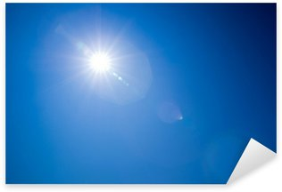 sun Sticker - Pixerstick