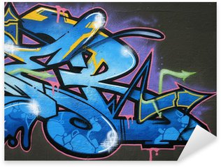tag, graffiti Sticker - Pixerstick