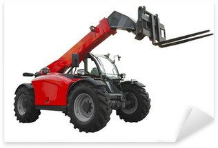 Sticker - Pixerstick Telescopic handler