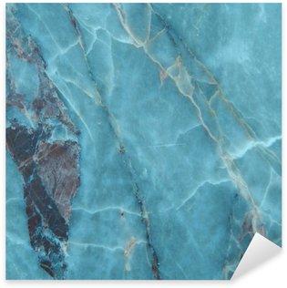 Sticker Pixerstick Texture naturelle de marbre