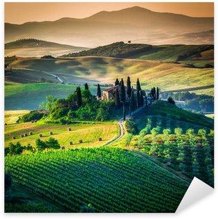 Pixerstick Sticker Toscaanse land