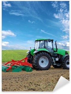 Sticker - Pixerstick traktor