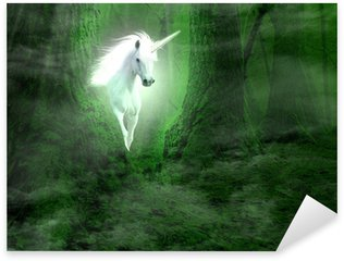Pixerstick Sticker Unicorn