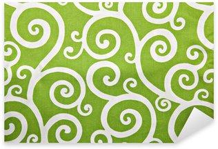 Sticker - Pixerstick vintage fabric pattern