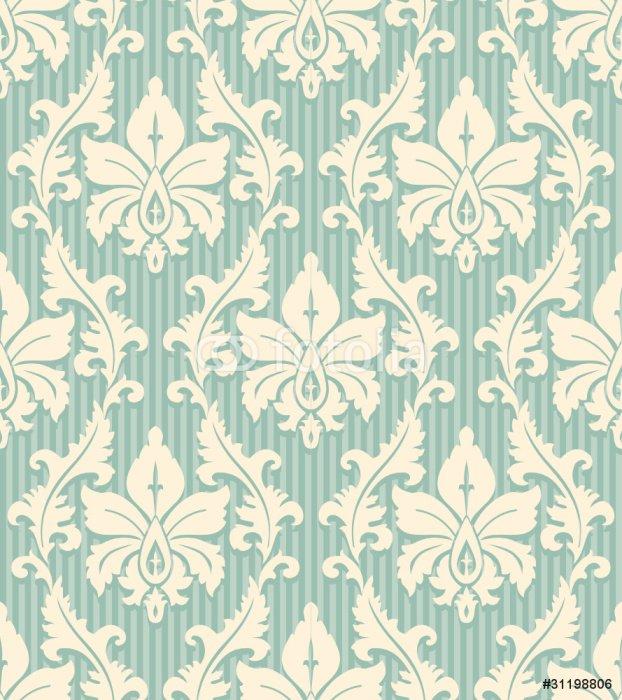 Sticker - Pixerstick wallpaper seamless pattern - Themes