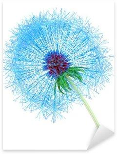 Pixerstick for All Surfaces Web Dandelion