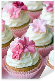 Pixerstick Sticker Wedding cupcakes