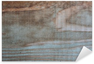 Sticker - Pixerstick Wood old rustic multicolor texture background