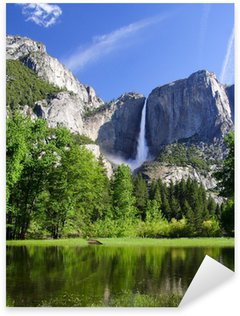 Pixerstick for All Surfaces Yosemite falls