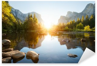 Pixerstick for All Surfaces Yosemite valley