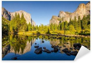 Sticker Pixerstick Yosemite