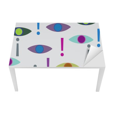 Abstract seamless background Table & Desk Veneer