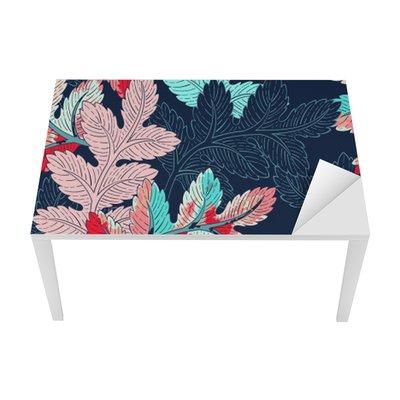 Branch Seamless Pattern Table & Desk Veneer