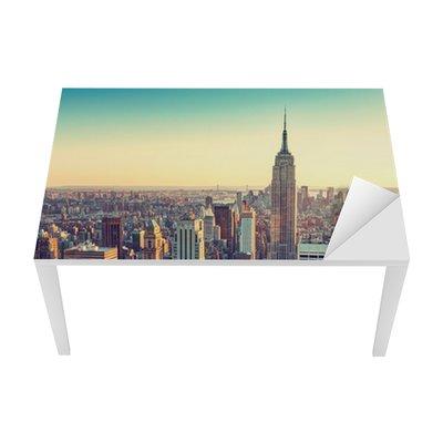 New York City Table & Desk Veneer