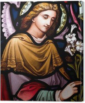 Tableau sur Toile Archange Gabriel