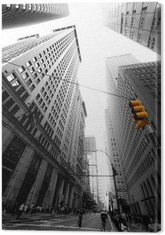 Tableau sur Toile Avenue New Yorkaise
