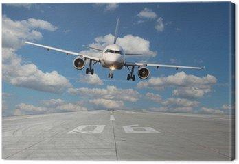 Tableau sur Toile Avions passe-bas