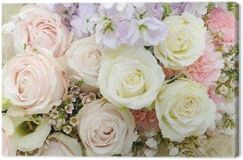 Tableau sur Toile Belle rose