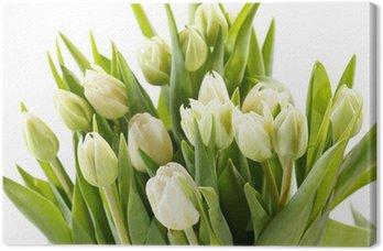 Tableau sur Toile Belles tulipes