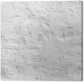 Tableau sur Toile Blanc mur de fond