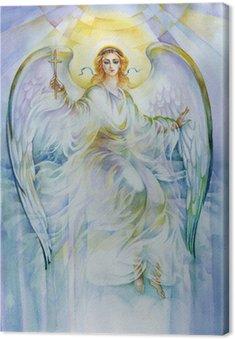 Tableau sur Toile Collection Peinture: Angel