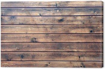 Tableau sur Toile Conseil planche en bois Panneau Fond marron, XXXL