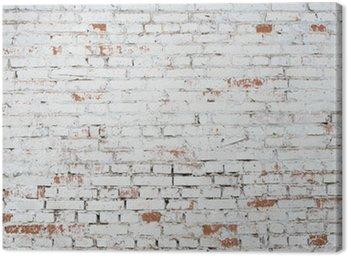 tableaux sur toile brick pixers nous vivons pour changer. Black Bedroom Furniture Sets. Home Design Ideas