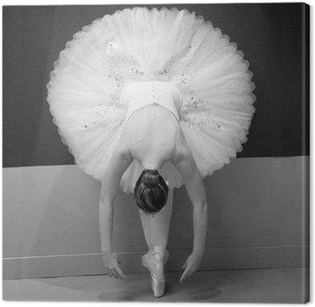 Tableau sur Toile Danceur de ballet