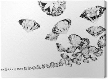 Tableau sur Toile Diamond_06