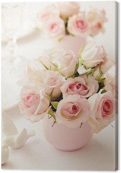 Tableau sur Toile Fleurs de mariage