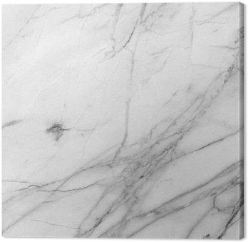 Tableau sur Toile Fond blanc mur de marbre texture