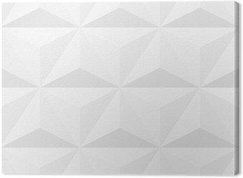 Tableau sur Toile Fond blanc structuré