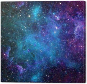 Tableau sur Toile Galaxie