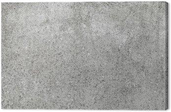 Tableau sur Toile Gris béton rugueux mur de fond texture photo