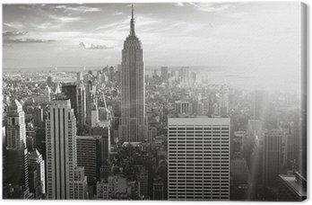 Tableau sur Toile Horizon de New York