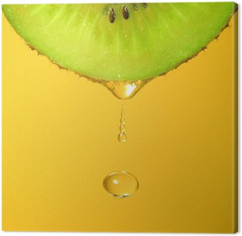 Tableau sur Toile Kiwi fruit