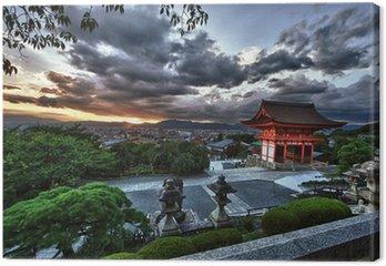 Tableau sur Toile Kyoto
