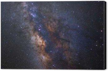 Tableau sur Toile Le centre de la Voie Lactée