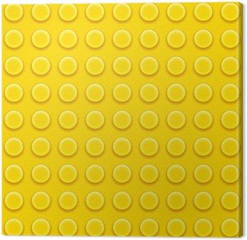 Tableau sur Toile Les blocs de Lego modèle
