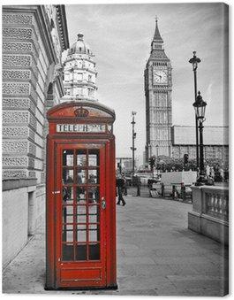 Tableau sur Toile Londres impression