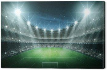 Tableau sur Toile Lumière du Stade