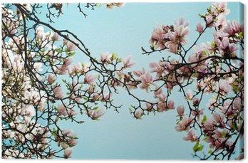 Tableau sur Toile Magnolien