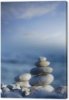 Tableau sur Toile Mer et de la pierre