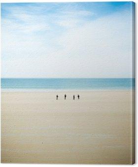 Tableau sur Toile Mer-Jersey