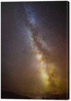 Tableau sur Toile Milky Way Rising